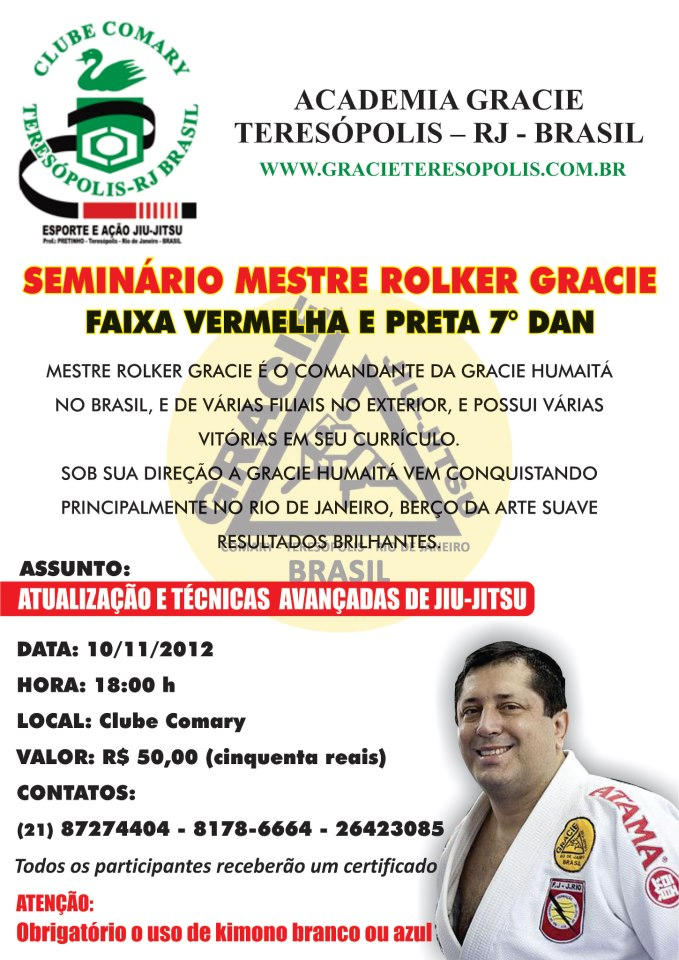 seminario graice comary